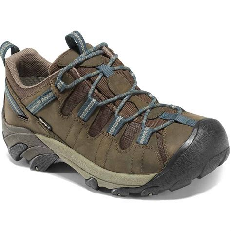 mens hiking sneakers keen mens targhee ii hiking shoes