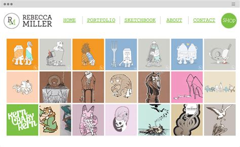 drawing websites 15 magnificent websites created by artists and illustrators