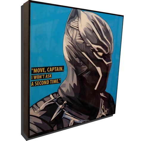 dark posters black panther poster quot move captain i won t
