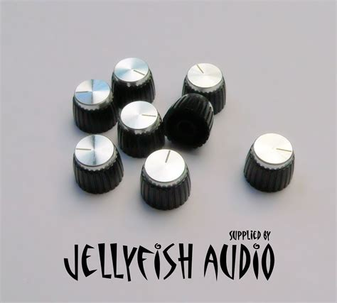 Marshall Knobs by Jellyfish Audio Capacitors