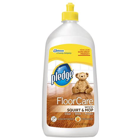 Wood Floor Cleaning Products Pledge Floorcare Wood And Mop Review