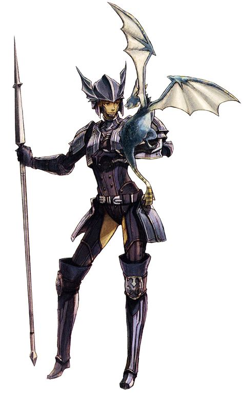 valkeries complete guide  dragoon ffxiclopedia
