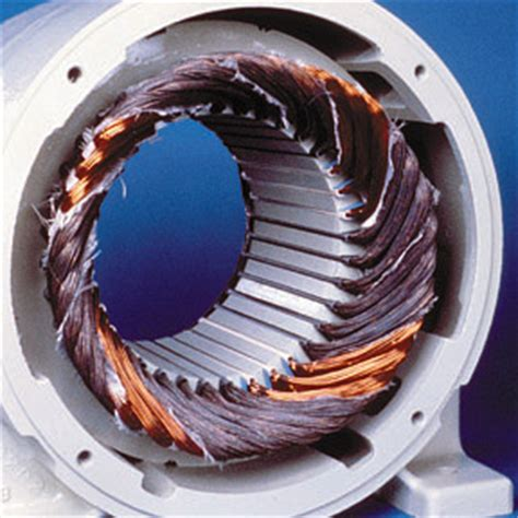 open winding electric motor motor explanation for differing stator winding