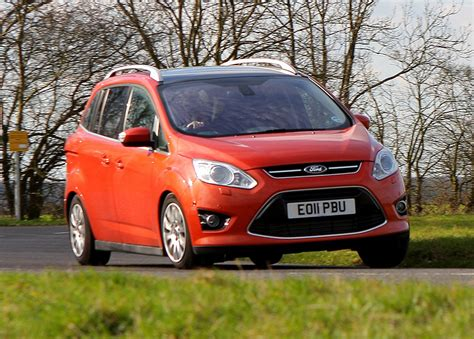 grand c max reviews ford grand c max estate review 2010 parkers