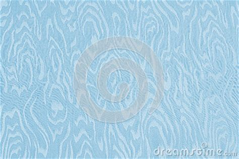 moire pattern texture light blue silk damask fabric with moire pattern stock