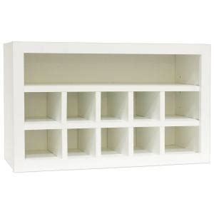 Home Depot Wall Dividers hton bay hton shaker assembled 30x18x12 in wall flex kitchen cabinet with shelves and