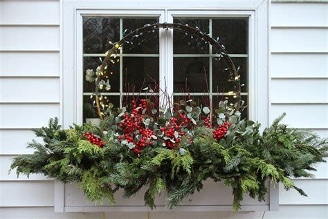 the impatient gardener holiday cheer for outside