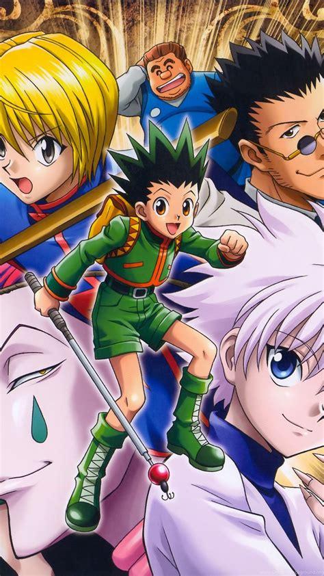 anime wallpaper hd hunter x hunter hunter x hunter anime hd wallpapers desktop background