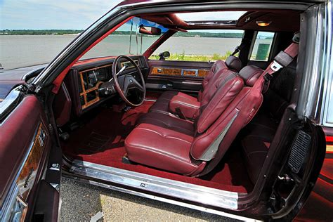 1985 Buick Regal Interior by 1985 Buick Regal Limited Phase One