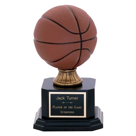 basketball trophy coloring pages personalized full color basketball trophy
