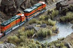 Free Model Train Layout Plans The White River And