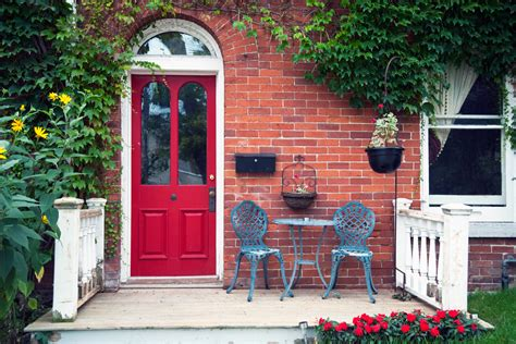 red door home decor creating a charming entryway with red front doors decor