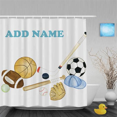 Football Shower Curtain by Football Shower Curtain Reviews Shopping Football