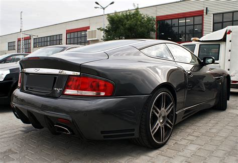 2005 Aston Martin Vanquish by 2005 Aston Martin Vanquish S Mansory Specifications