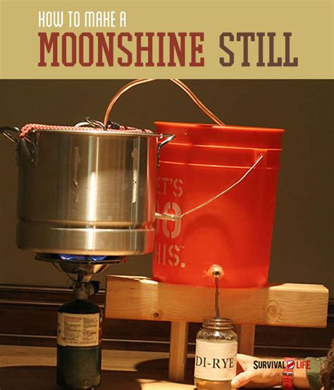 how to make a moonshine still survival