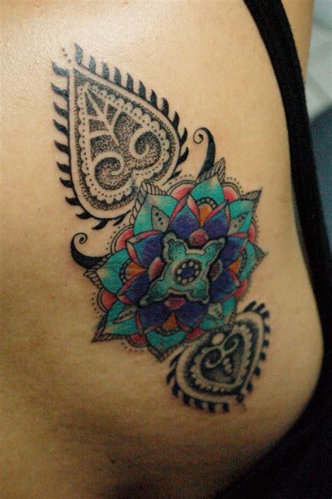 paisley tattoo paisley mandala philippines http www