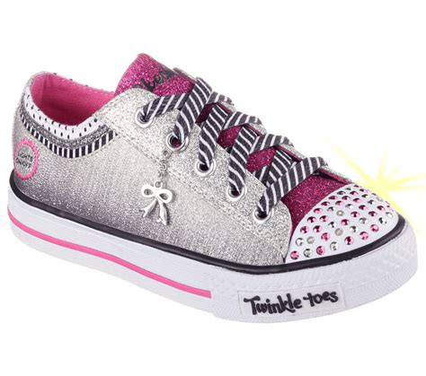 twinkle toes shoes buy skechers twinkle toes shuffles charmingly chic s