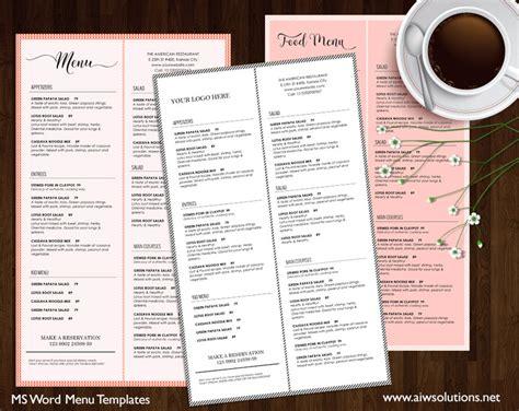 takeout menu template 14 takeout menu designs exles psd ai