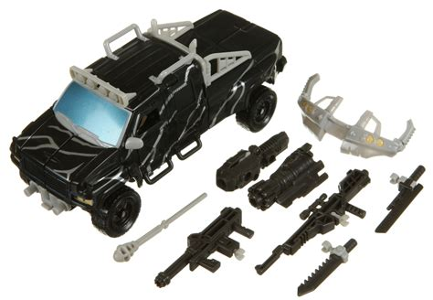 Transformers Magazine Rotf Universe Limited Edition voyager class recon ironhide transformers of the fallen rotf autobot