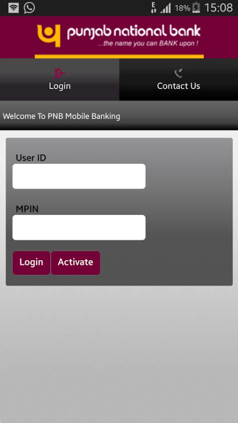 credit europe bank login punjab national bank banking sign in login
