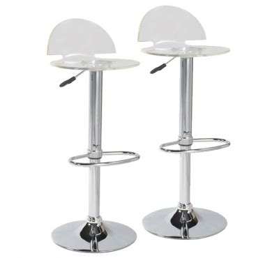 Tabourets De Bar Transparents by Tabouret De Bar Transparent