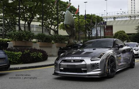 nissan singapore spotted liberty walk nissan gt r in singapore gtspirit