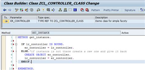 visitor pattern instead of instanceof sap consultancy sc in design patterns in object