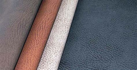 The Diverse Uses For Different Types of Leather Imitation Leather