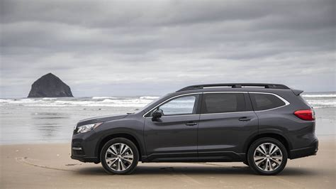 2019 Subaru Ascent by 2019 Subaru Ascent Release Date Thecarsspy