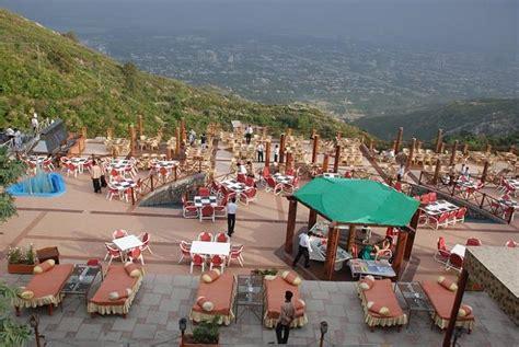 la montaa la montana restaurant pir sohawa margalla hills islamabad islamabad capital