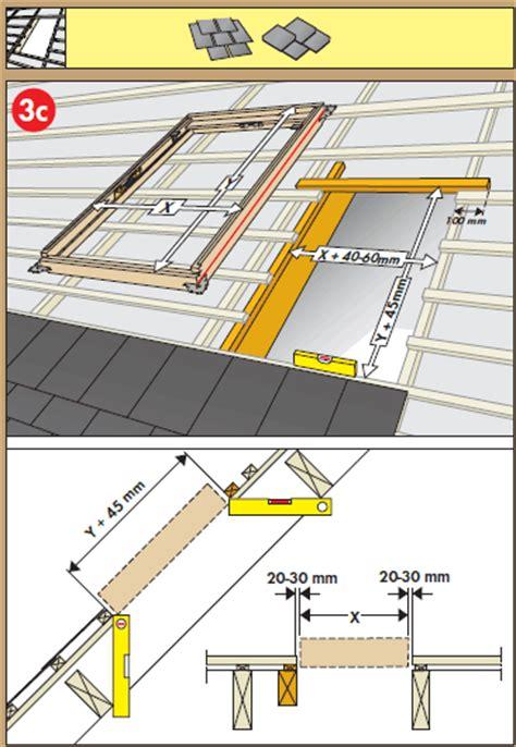 Pose D Un Velux Sur Tuile by Pose Velux Comment Poser Un Velux Guide D Installation