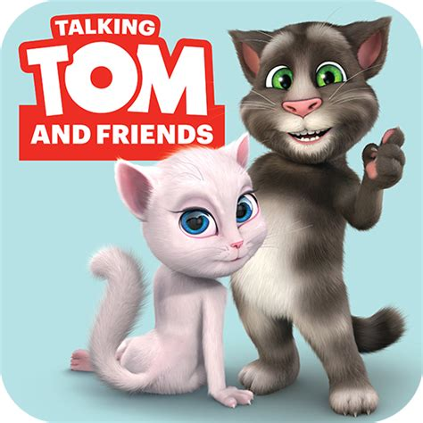 talking tom and friends characters licenses