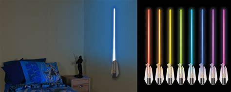 lightsaber room light the lightsaber room light is your nightlight the gadgeteer