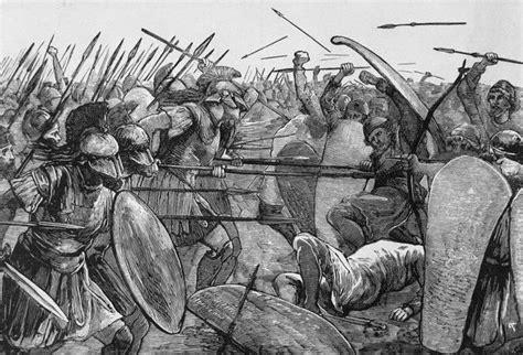 biography vs history the persian wars timeline preceden