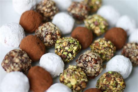 a recipe for aperture assorted chocolate truffles