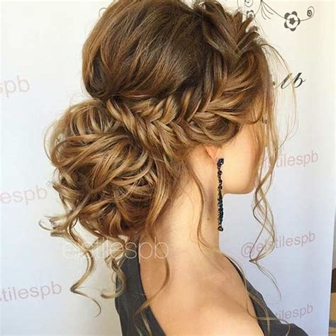 hairstyles for long hair updos with braid 27 gorgeous prom hairstyles for long hair stayglam