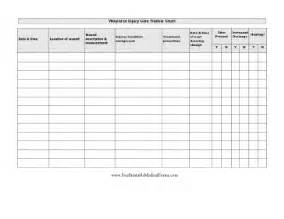 Wound Chart Template by Printable Wound Care Chart