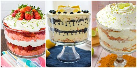 12 easy summer trifle recipes that will be the star of