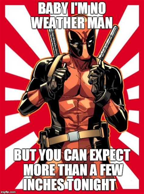 Deadpool Memes - deadpool pick up lines meme imgflip