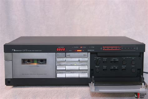 nakamichi lx 3 cassette deck nakamichi lx 5 3 cassette deck sale pending to