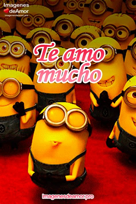 Imagenes De Amor Minions | amor minions 10 im 225 genes de amor al estilo amarillo