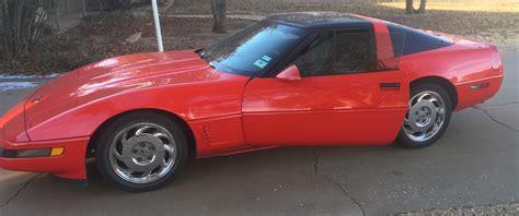 1995 corvette top speed 1995 chevrolet corvette lt1 6 speed 64 000