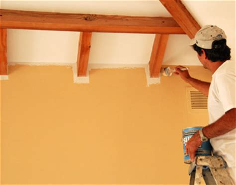 how to paint walls ceilings hometips