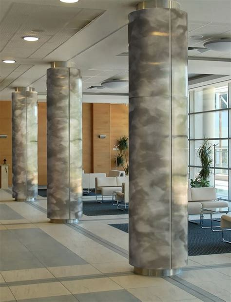 interior column wrap ideas 209 best pillar images on column design