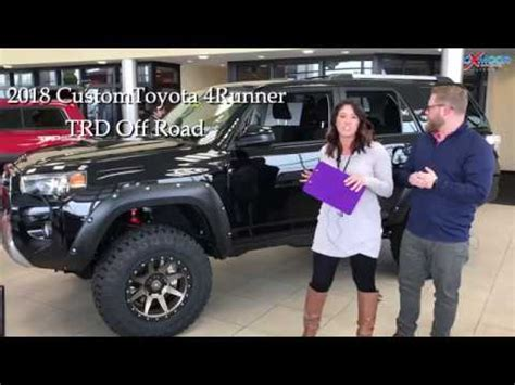 2019 toyota 4runner release dates and prices | doovi