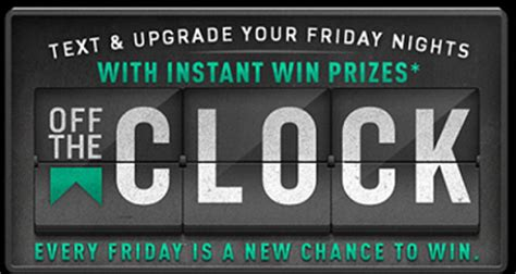 Marlboro Instant Win Game - marlboro off the clock sweepstakes instant win game