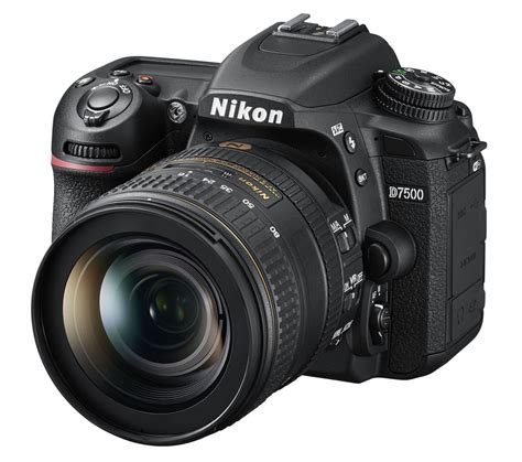 nikon d7500 enthusiast high iso dslr announced
