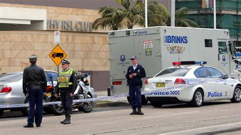 Brinks Security Guard by Nathan Brodbeck Named Armed Robber Killed By Brinks Security Guard Outside Why Rsl