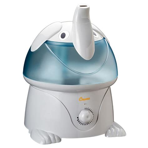 humidifier baby room crane adorable 1 gallon cool mist humidifier elephant shape ca health personal care