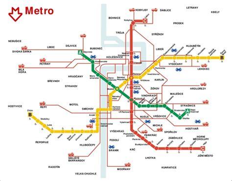 Faire Un Plan En Ligne 4677 by Les Transports Pragois Rue Du S 233 Jour Pour Les